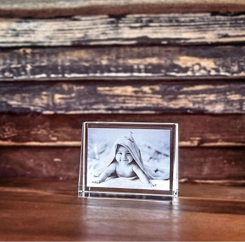 Photo Laser 2D Prisme Paysage Taille S