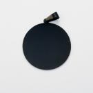 Pendentif Rond L, couleur Noir