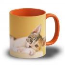 Photo Mug - Orange
