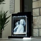 Photo Laser 2D Prisme Portrait Taille XL
