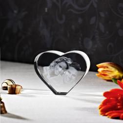 Coeur 2D M Viamant photo laser