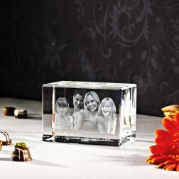 MEGA viamant 3D photo (1-6 Personnes)