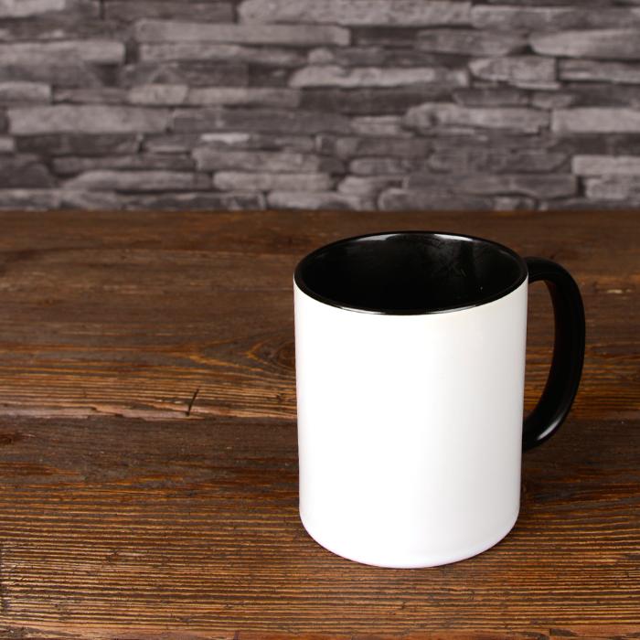 Mug photo noir
