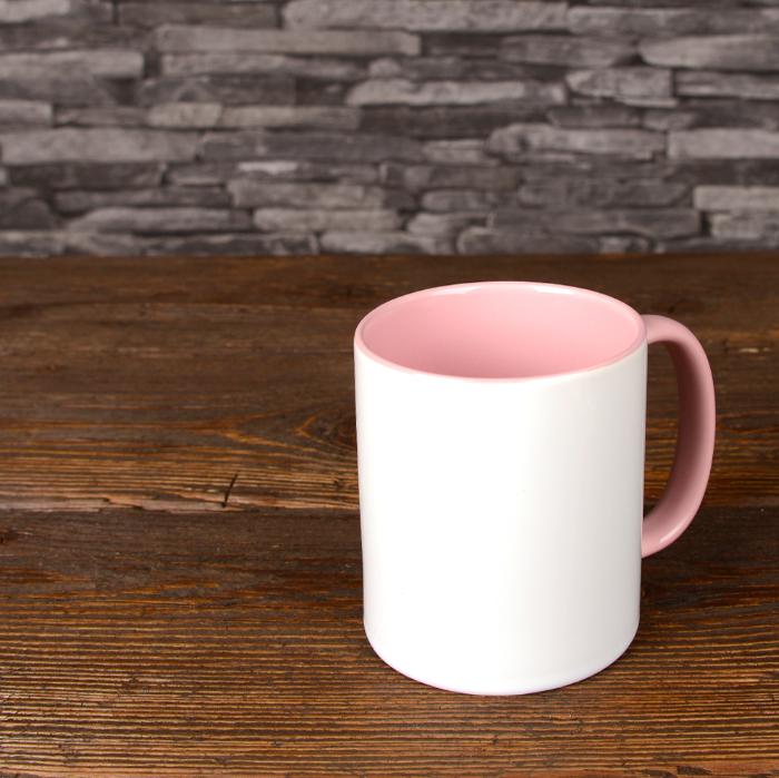 Mug Photo Rose